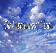 Importance of Vision, The